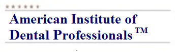 American Institute of Dental Professionals